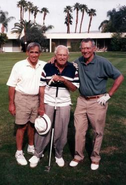 Gilbert Butsy and Geoffrey Golf