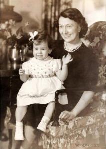 Nancy and Myndal